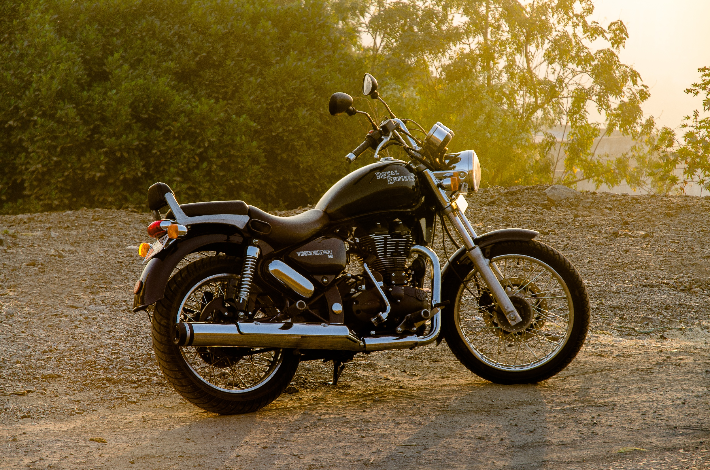 Royal Enfield Thunderbird 500 Road Test By Dilip Bam