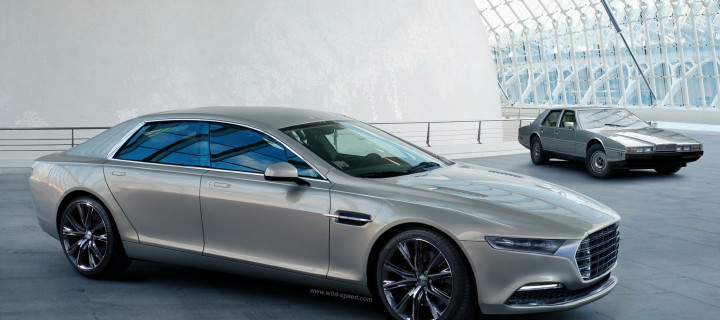 The Aston Martin Lagonda will be offered exclusively in the Middle East only