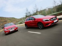 Mercedes-Benz India celebrates the success of its New Generation Cars: Launches the special A-Class and B-Class 'Edition 1'