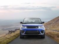2015 Range Rover Sport SVR unveiled