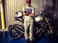 Lewis Hamilton Buys New Ducati Monster 1200