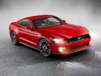 2015 Ford Mustangs rolls off the Line at Flat Rock Plant