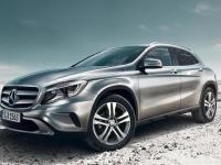 Mercedes-Benz GLA-Class Lauched in India At Rs. 32.75 Lacs (ex-showroom, Delhi)