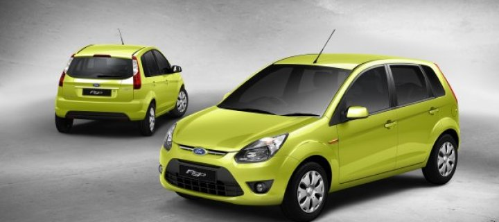 Ford to discontinue Figo in India and to replace it by a new-generation model in 2015