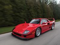 Camping with a Ferrari F40! Really?