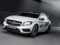 Mercedes-Benz GLA 45 AMG Launched In India at Rs. 69.60 Lakhs (ex-showroom, Mumbai)