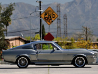 Iconic 'Gone in 60 Seconds' Eleanor Mustang Fails To Sell At Auction
