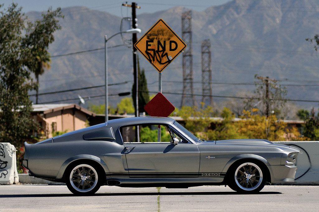 Iconic 'Gone in 60 Seconds' Eleanor Mustang to be Auctioned off