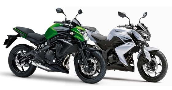 Kawasaki Launches Z250 and ER-6n in India at Rs. 2.99 Lakhs and Rs