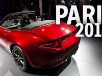 The Paris Motor Show 2014