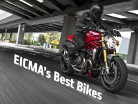 2014 EICMA Motorcycle Show's Best Motorcycles