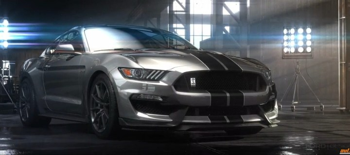 2016 Ford Mustang Shelby GT350 Gets a Powerful V8 Engine and Serious Track Upgrades
