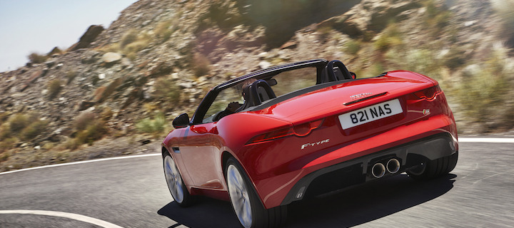 Hurrah! Jaguar F-Type Manual has Born!