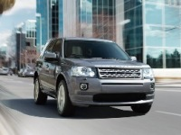Vehicles Manufactured by Land Rover with On-Road Price, New Delhi