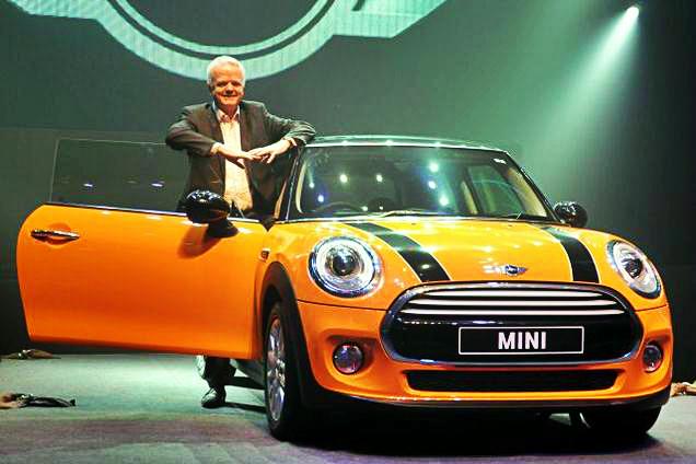 Mini-Cooper 3-door & 5-door Launch-Automobilians (1)
