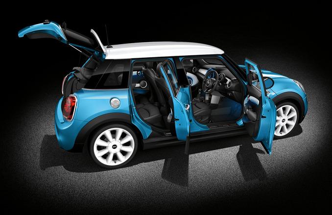 Mini-Cooper 3-door & 5-door Launch-Automobilians (3)