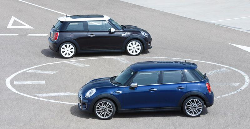 Mini-Cooper 3-door & 5-door Launch-Automobilians (8)
