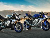 Unvieled! 2015 Yamaha R1 and R1M