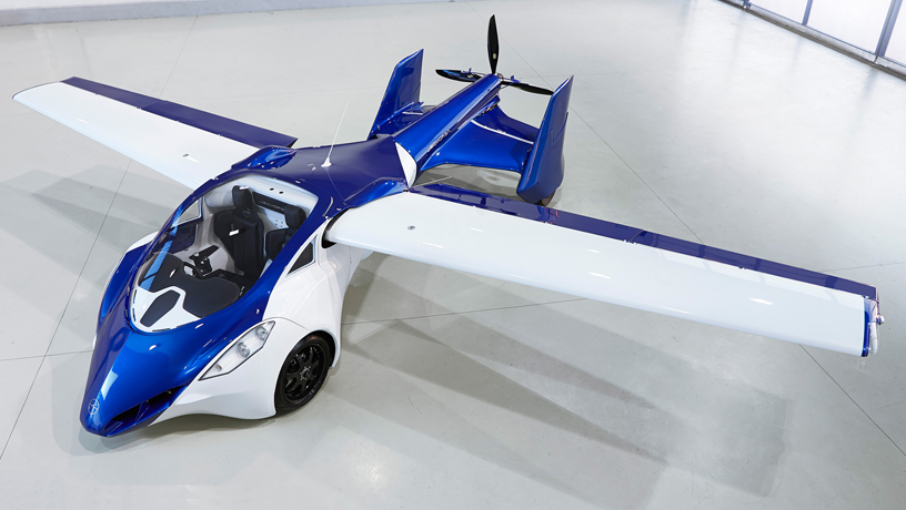 Aeromobil 3 0 Flying Car Provides Limitless Mobility Of A