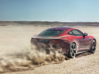 Jaguar is Bringing the AWD F-Type Coupe and Partners with Bloodhound for Land Speed Record! Races it with a Jet!
