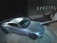 A New Car for 007 – James Bond! The Aston Martin DB10
