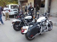 Harley-Davidson Street 750s and SuperLows' get added to Gujarat Police's Motorcycle Fleet