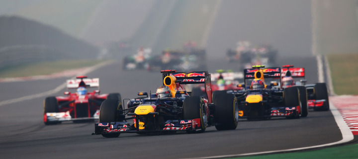 The Return of Formula 1 Indian Grand Prix! To be held in 2016