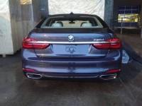 2016 BMW 7-Series Spied Undisguised