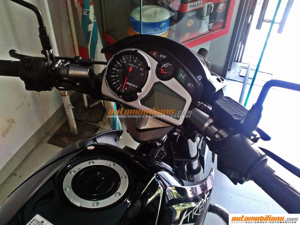 2015 Hero Motocorp Xtreme Sports Arrives At Dealerships In
