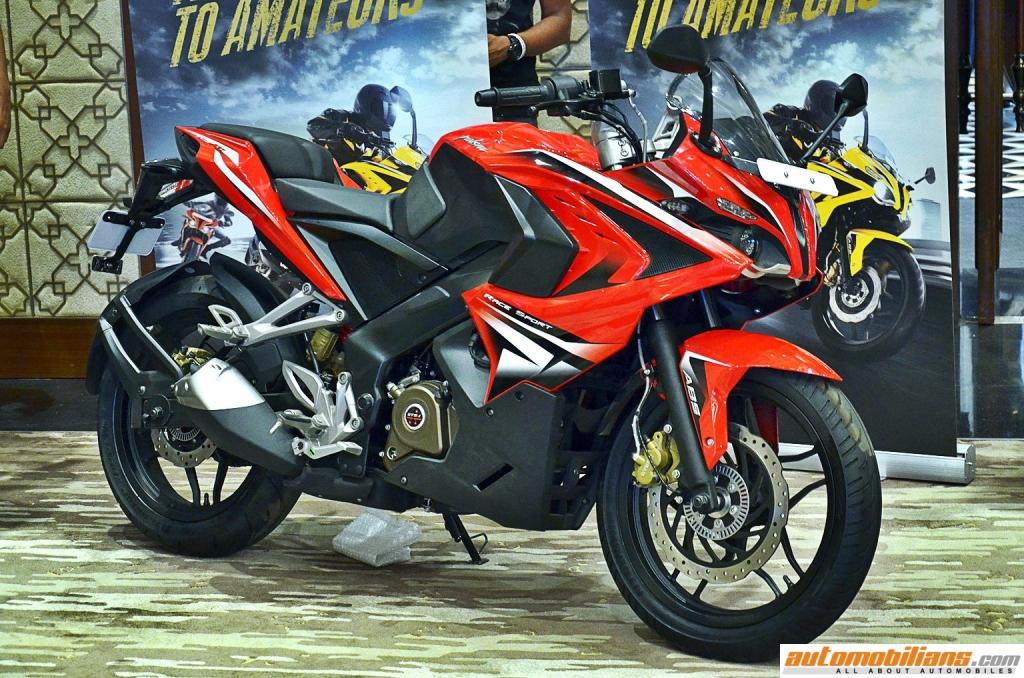 Moto-B: all about Bajaj Pulsar NS200