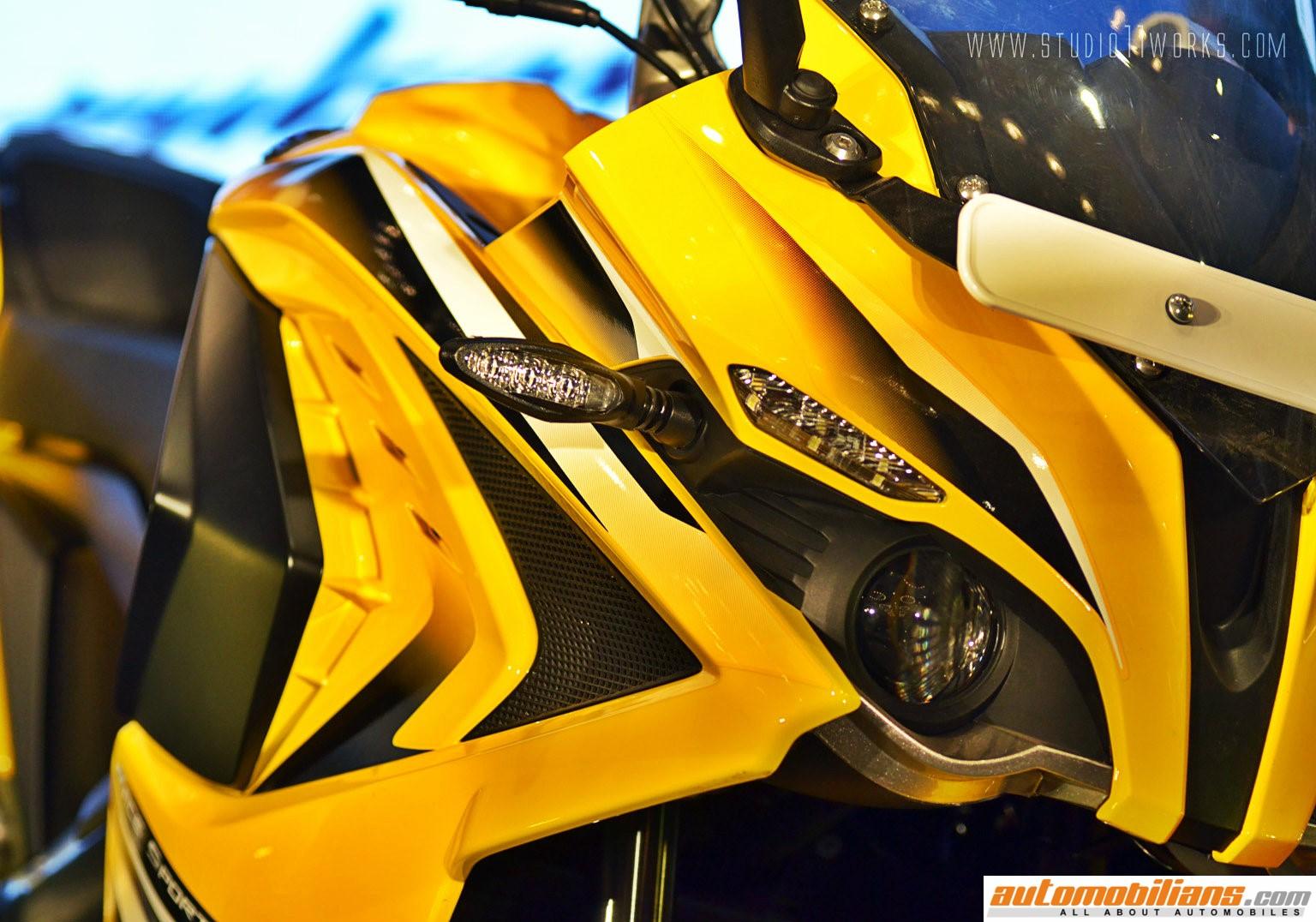 Bajaj Pulsar Rs 200 Picture Gallery Automobilians Com