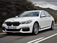 2016 BMW 7-Series Unveiled; India Launch Can Happen In Early 2016