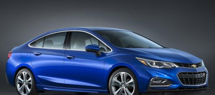 2016 Chevrolet Cruze Unveiled, Coming To India In 2017