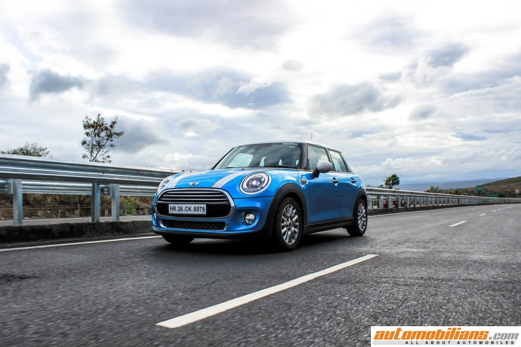 2015 MINI Cooper D 5-Door Hardtop Test Drive Review - Automobilians.com