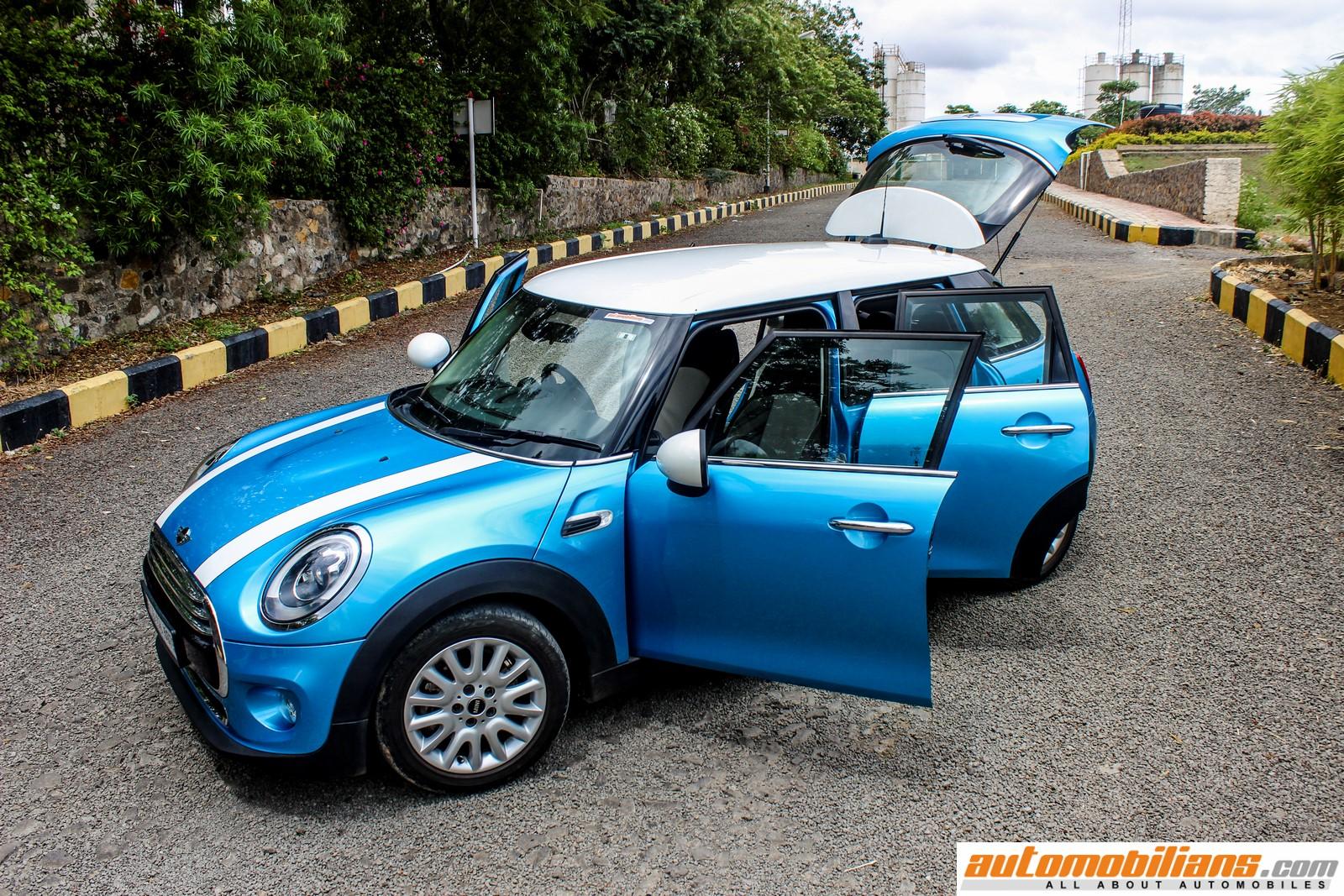 Mini cooper d 5 door hatch pictures - 2015 Mini Cooper D 5 Door Hardtop Exterior Test Drive Review Automobilians