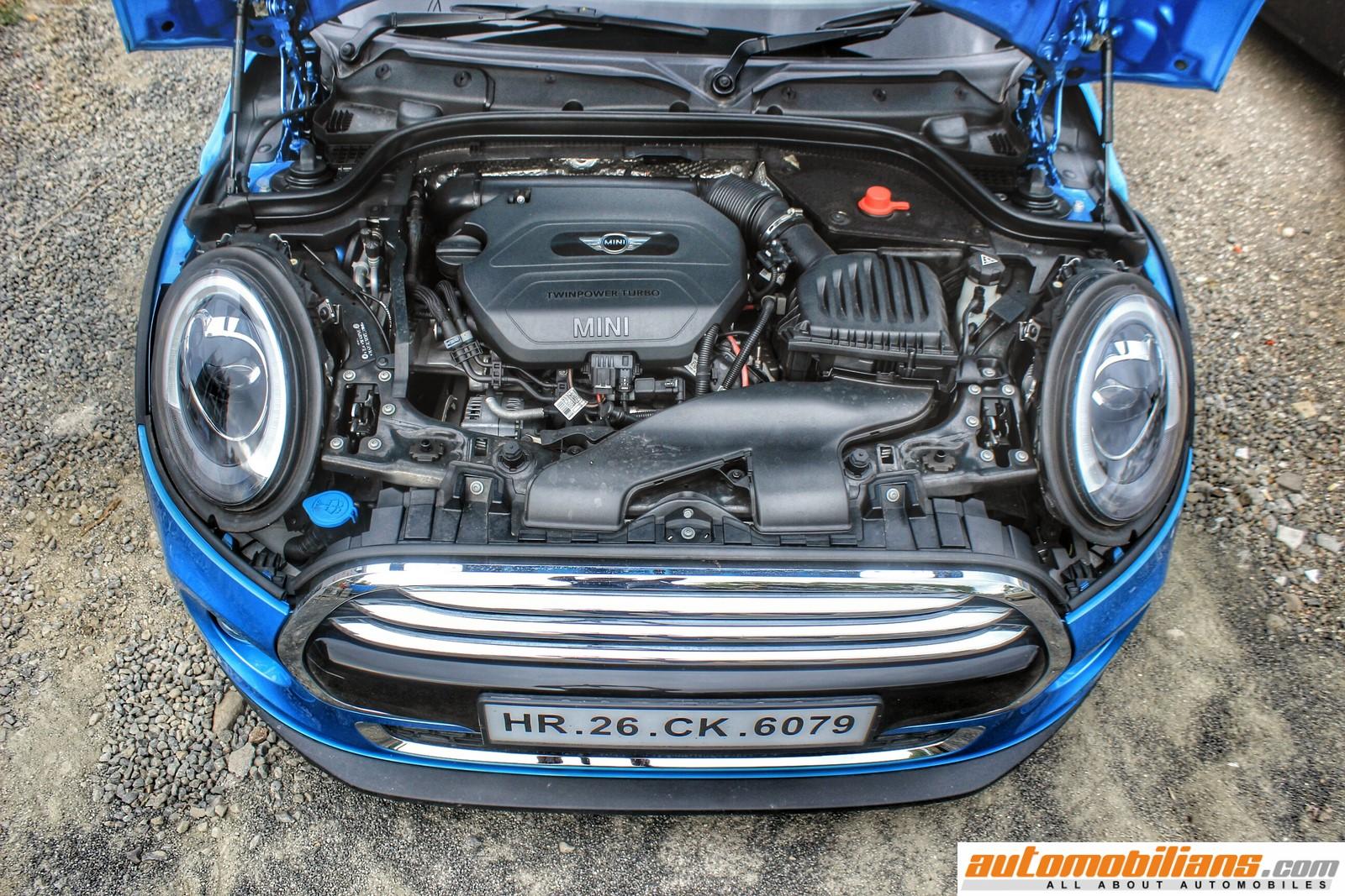 Mini cooper d 5 door hatch pictures - 2015 Mini Cooper D 5 Door Hardtop Engine Test Drive Review