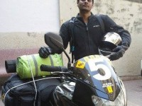 Golden Quadrilateral's Solo Ride – An Inspiring Biker's Story