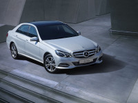 Indian Ministry Of External Affairs To Use Mercedes-Benz E-Class Sedans