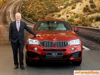 2015 BMW X6 Launched In India At Rs. 1.15 Crores (Ex-Showroom)