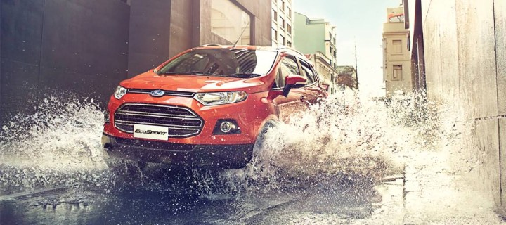 """Ford India To Conduct """"EcoSport 200,000 Fest"""" This Weekend"""
