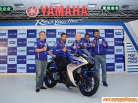 Yamaha R3 Launched In India At Rs. 3.25 Lakhs (Ex-Showroom, Delhi)