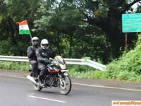 Kanyakumari To Kashmir (K2K) – A Father & Son's Duo Ride