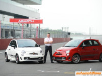 FIAT Abarth 595 Competizione Launched In India At Rs. 29.85 Lakhs (Ex-Showroom, Delhi)