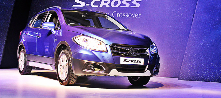 Maruti Suzuki S-Cross Launched In India At Rs. 8.59 Lakhs (Ex-Showroom, Pune)