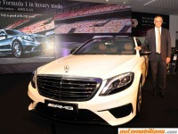 Mercedes-Benz AMG S 63 Sedan Launched In At Rs. 2.53 Crores (Ex-Showroom, Bangalore)