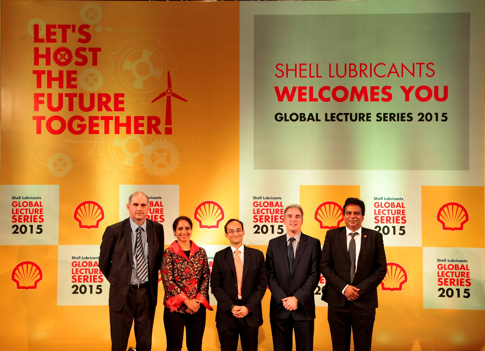 Shell Global Exhibition Programme : Shell lubricants hosts the th edition of global lecture