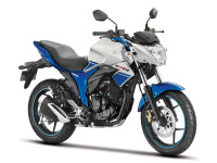 Suzuki Gixxer Gets Two New Racing Colours In India