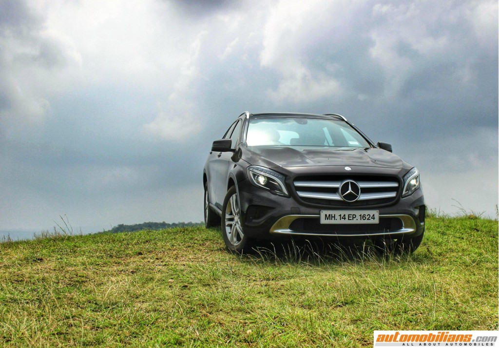 2015 mercedes benz gla 200 test drive review gla class for Mercedes benz gla crossover