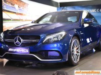 Mercedes-Benz AMG C 63 S Launched In India At Rs. 1.3 Crores (Ex-Showroom, Delhi)