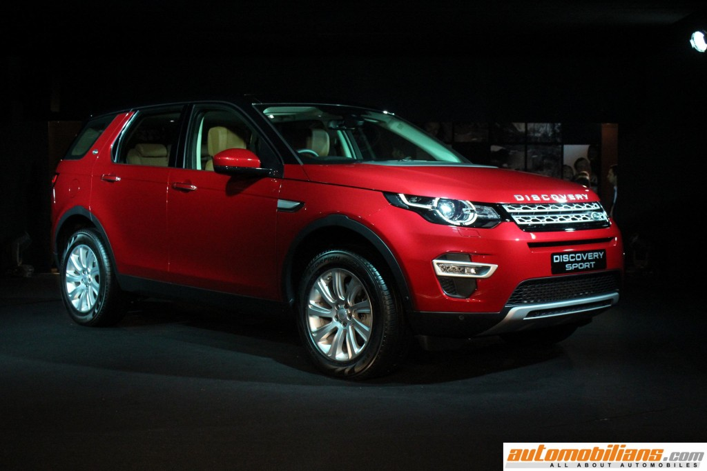 Land Rover Discovery Sport India Launch - Automobilians (2)